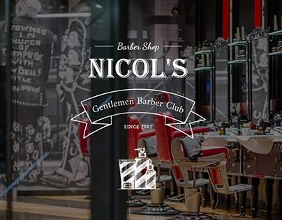 Nicol's Barbershop