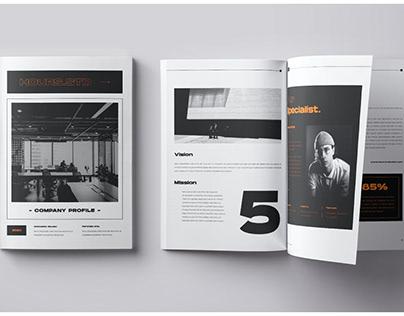 Studio Company Profile