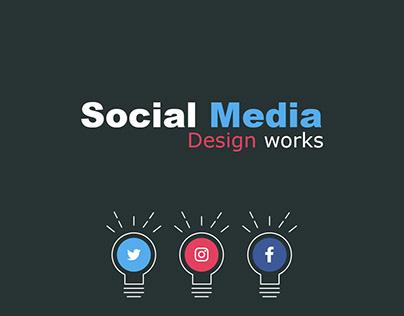 Design works for social media.