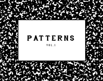 Patterns vol.1 - Bigote Films