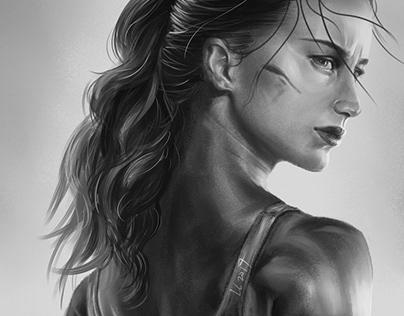 Lara Croft | Alicia Vikander