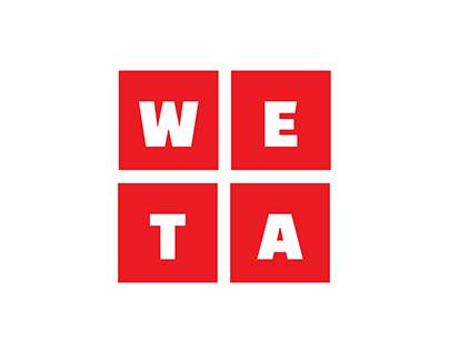 WETA - Rebrand