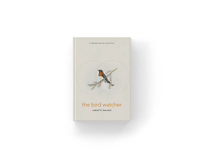Cover proposal for The Bird Watcher
