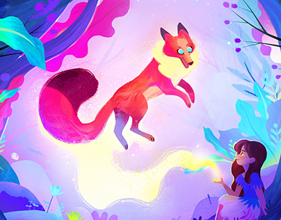 The Phantom Fox