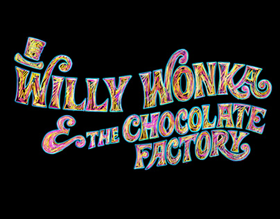 Willy Wonka & the chocolate factory InsaneColorSeries