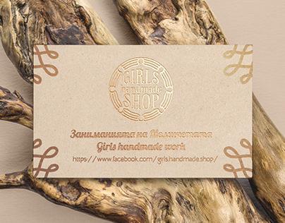 Girls Handmade Shop
