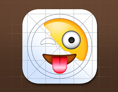 Emoji Construction IOS Icon