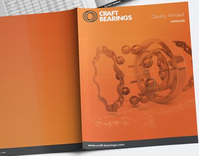 Craft bearings catalogue
