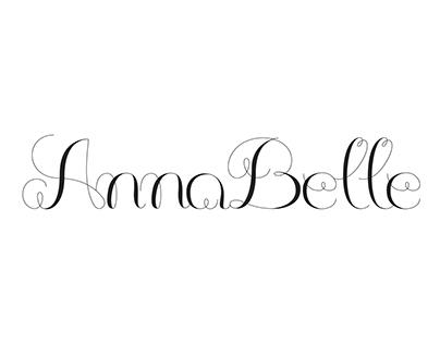 Original Typeface ANNABELLE