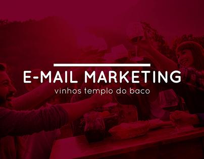 E-mail Marketing   Seleção de emails