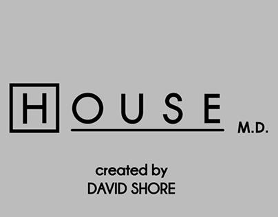 House m.d Jenerik Çalışması