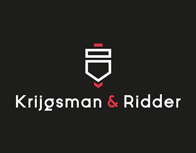 Krijgsman & Ridder Logo