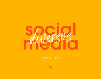 Social Media 2019 | Diversos - Vol. 04