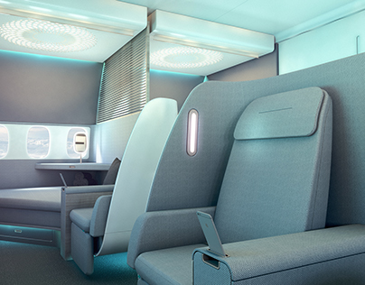 FIRST CLASS CONCEPT Asian airline