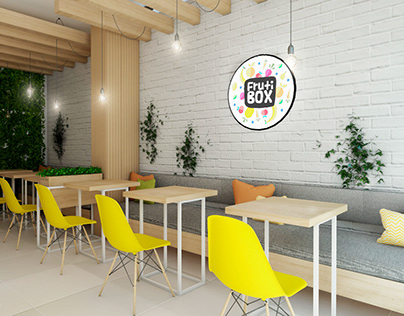 NF Arq & Diseño Interior Proyecto FrutiBox