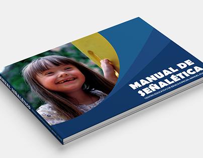 Manual de Señalética Manuel Duato