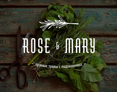 Rose & Mary