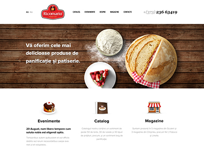 Ricomario Bakery