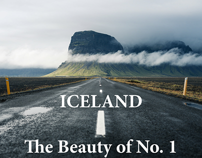 Iceland - The Beauty of No. 1