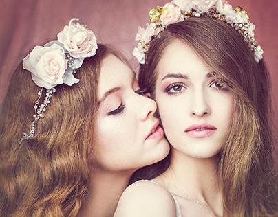 The Princess / beauty edytorial