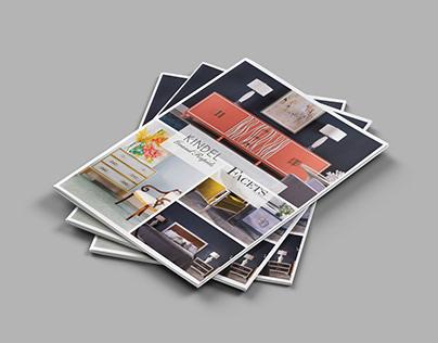 Facet Lookbook Brochure