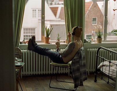 Amsterdam Diary