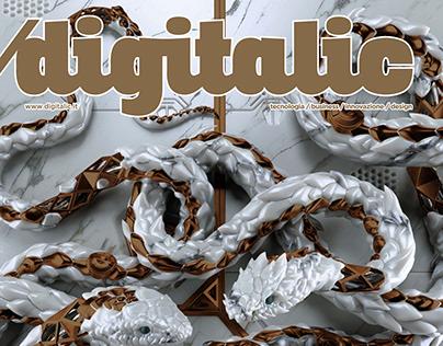 Cover Digitalic Magazine /01/2020 _n.91