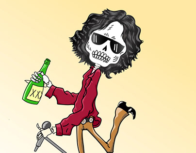 Day of the dead Jim