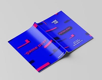 Student work: IndieCade Branding Project