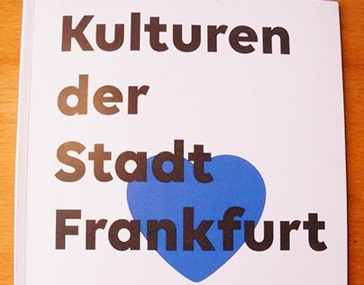 Cultures of the city of Frankfurt