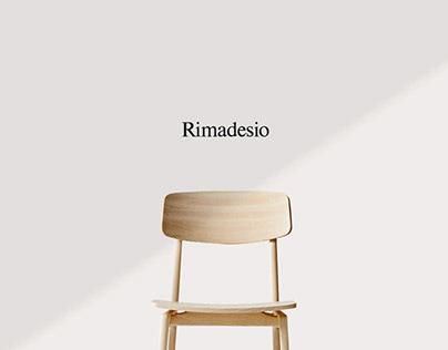 Rimadesio - Interaction Design