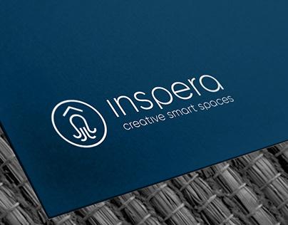 Inspera Logo design