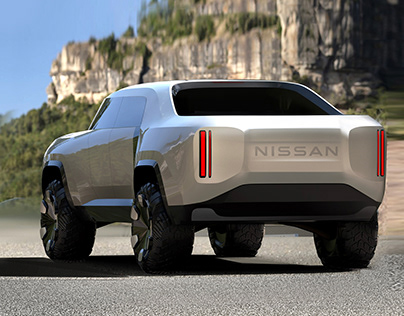 Nissan Electric Pick-up Concept