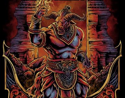 Byonic Mojokerto: Majapahit Warrior