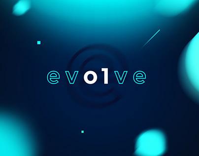Evolve . Branding