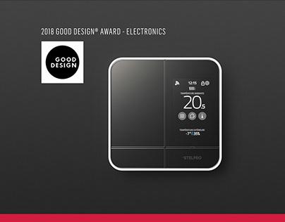 2018 - STELPRO - Thermostat intelligent