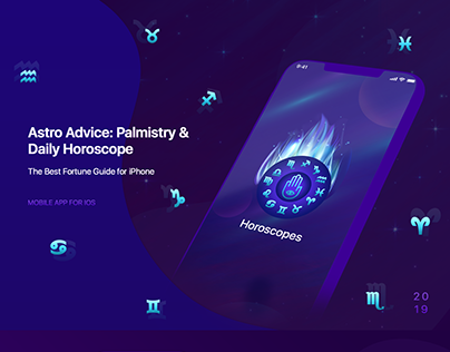Horoscopes | iOS Application