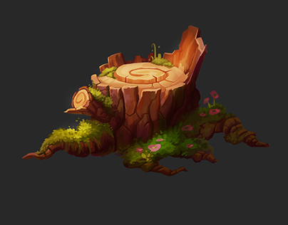 Landscape Elements Forest