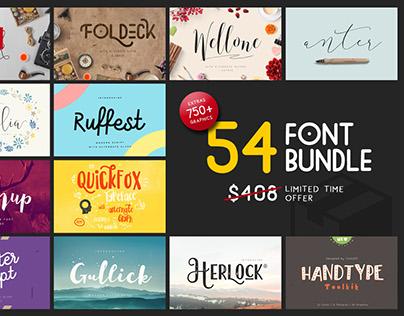 Font & Graphic Bundle