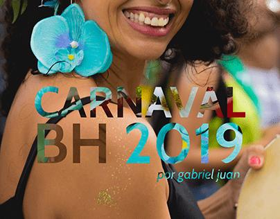 Carnaval de Belo Horizonte por Gabriel Juan - 2019