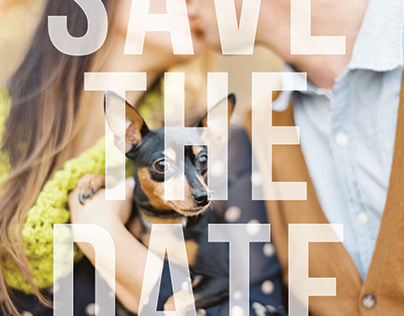 Save The Date, invites