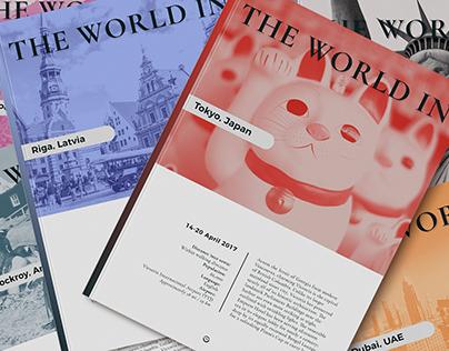 Rebranding The World Travel Publications