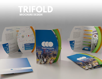 Trifold and Folder