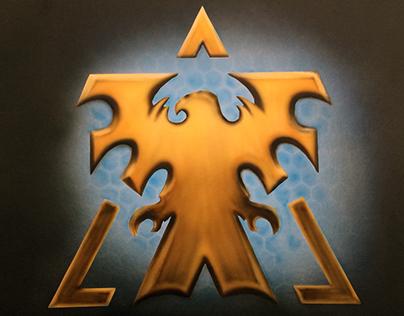 StarCraft 2 Terran Logo