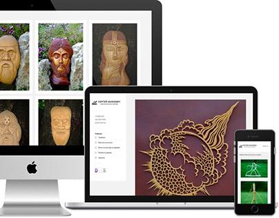 Сайт творческой мастерской