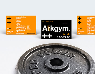 Branding Arkgym