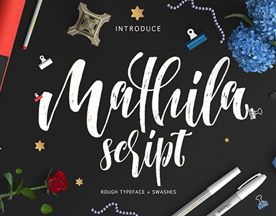 Mathila Script