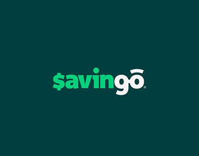 Savingo Brand Identity