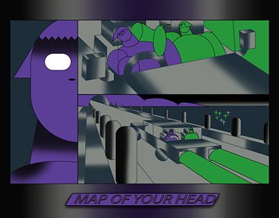 Map Of Your Head