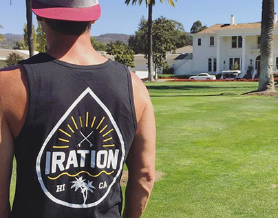 Iration - Shirt Design